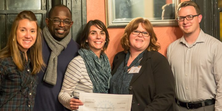 1st District Grant to Robinson Theater