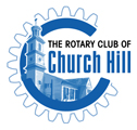 Church Hill Rotary Club logo