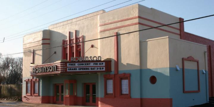 Robinson Theatre Block Party